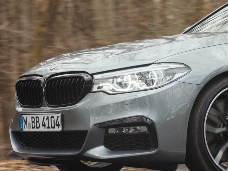 BMW // Anglerglück