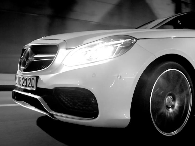 Mercedes Benz // E63 AMG* DC